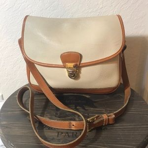 Vintage Dooney & bourke Messenger Bag